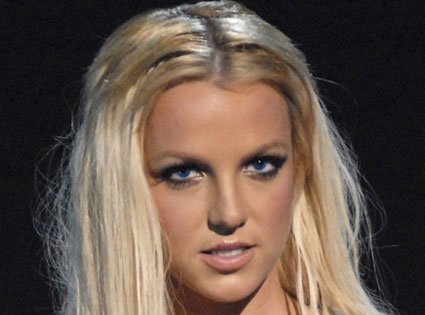 britney spears bad weave hair