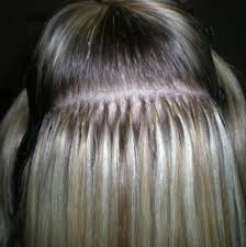 Hot Fusion Hair Extensions Method picture